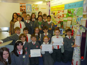 BT Young Scientist 2012